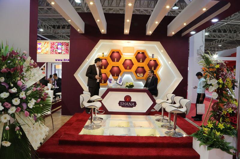 غرفهسازی محصولات غذایی شانا 07 - Shana Food Industry Booth