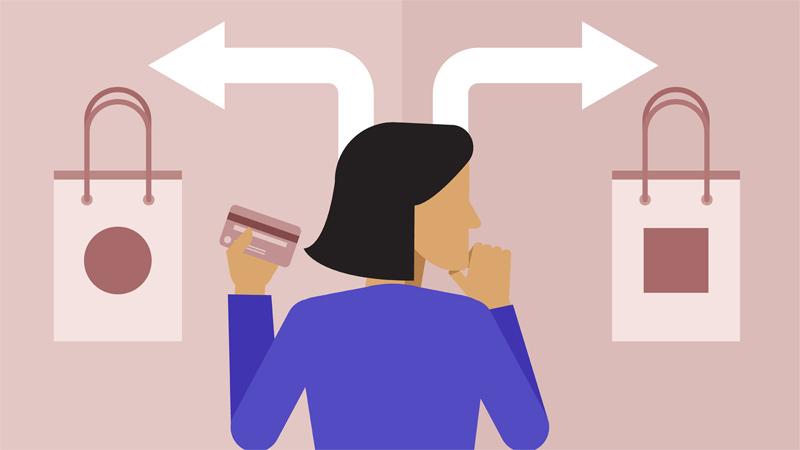 نقش بازاریابی عصبی در فرایند تصمیم گیری مشتری