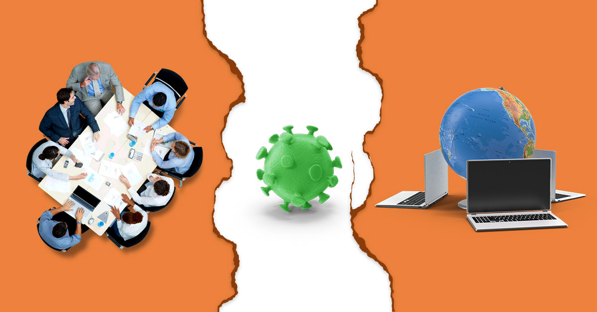 گسترش شکاف دیجیتالی در شرکتها با ظهور ویروس کرونا
