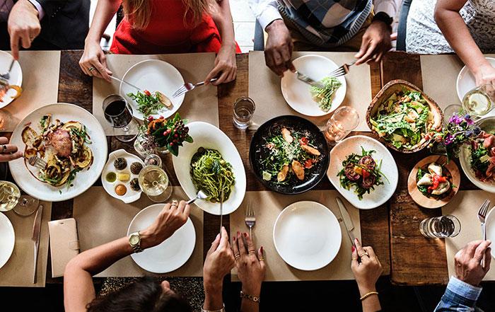 رستوران داری در زمان کرونا