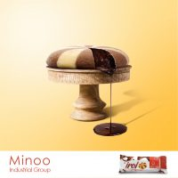 تولید محتوای اینستاگرام برای گروه صنعتی مینو توسط آژانس تبلیغاتی پرمونطرح