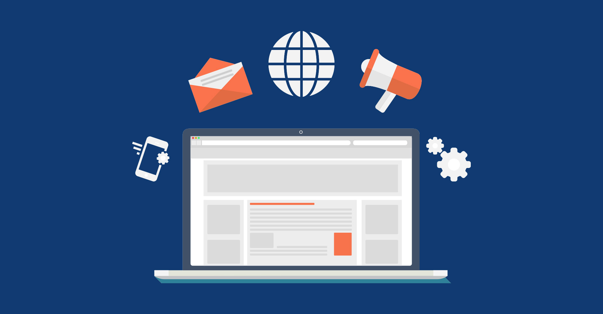 website updates maintenance - بازاریابی محتوا و جایگاه آن در کسب و کار امروز