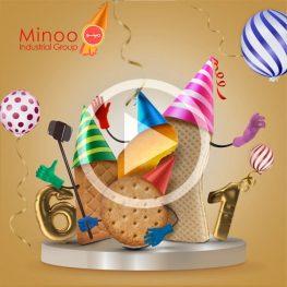 تولد ۶۱ سالگی مینو