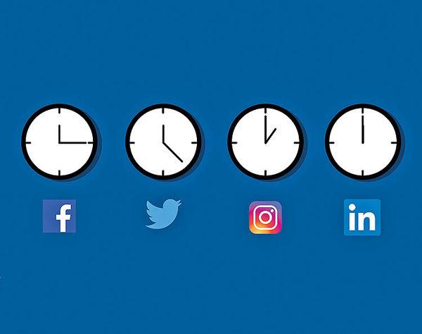 بهترین زمان برای انتشار محتوا در اینستاگرام